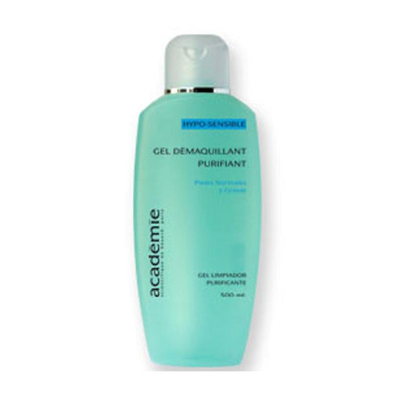 Gel desmaquillante purificante